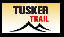 Tusker Trail Logo